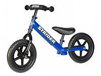 Детский беговел STRIDER Classic Blue  ST-M4BL, фото 1