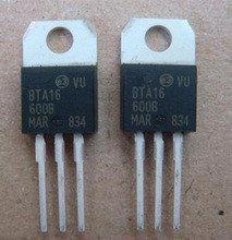 BTA16-600B Симистор на 16 Ампер 600 Вольт, изолированный корпус