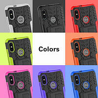 PC + TPU чехол Armor для Xiaomi Redmi Note 5 (8 цветов)