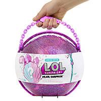 Нобор Lol Surprise Pearl Лол шар фиолетовая жемчужина Оригинал 551508