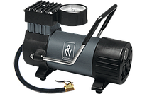 Компрессор автомобильный Auto Welle AW01-19 пластик 12V 12A 35 l/min 100PSI, фото 1