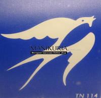 Трафарет для биотату, TN 114