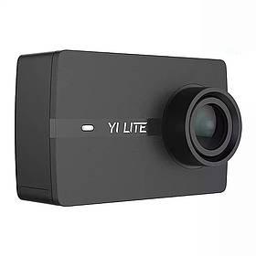 Экшн-камера Xiaomi Yi lite 4k Black EU Global Version