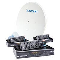 Спутниковый комплект Дачный HD Эконом-3