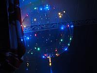 Светящиеся шары Sofun Bobo led разноцветная подсветка, фото 1