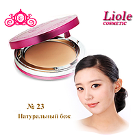 Пудра для жирной кожи  Lioele Skin Fix Powder Pact For oily skin