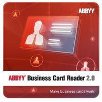ПО для работы с текстом ABBYY Business Card Reader 2.0 Win (Лиц. на 1 год) (BCR-2-WLIM)