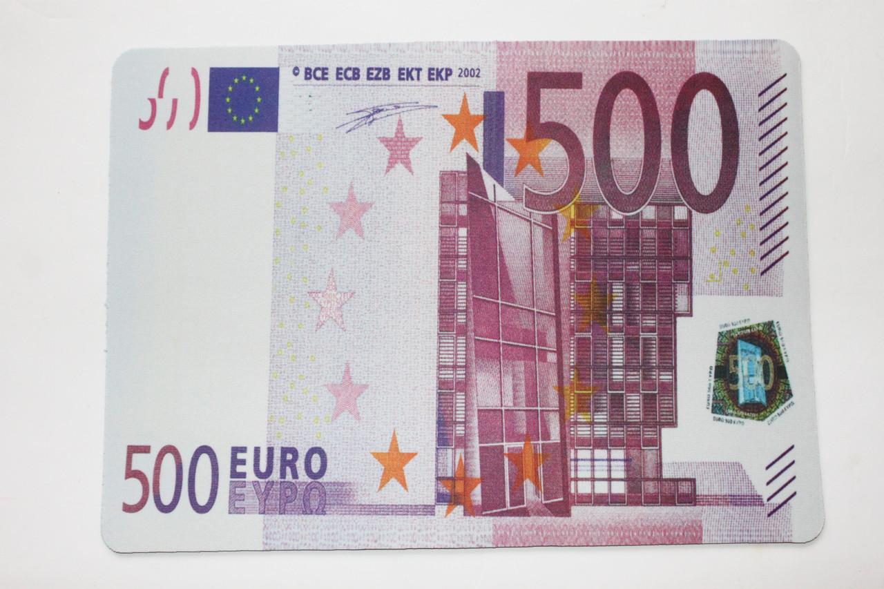 Коврик для мышки 500 ЭВРО
