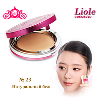 Пудра увлажняющая Lioele Skin Fix Powder Pact Moisture Type