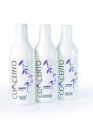 Восстанавливающий шампунь с кератином от Concerto Keratin Based Shampoo обьём 1000 мл