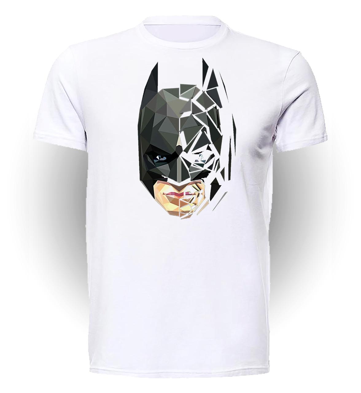 Футболка GeekLand Бэтмен Batman glass BM.01.025