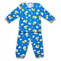Пижама детская на байке.