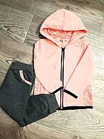Спортивный костюм для девочки 1-5 лет