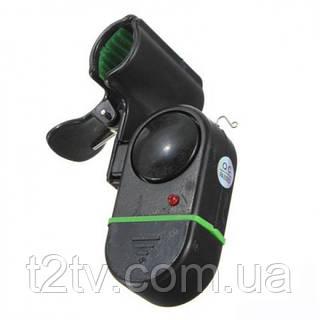 Электронный сигнализатор поклевки, свето-звуковой