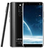 "Смартфон Leagoo S8 3/32Gb Black, 8 ядер, 12+2/8+2Мп, 5.7"" IPS, 2 SIM, 4G, 3050 мАч"