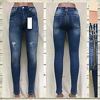 """Джинсы-американки женские на молнии сзади, размеры 26-31 Серии """"Jeans Style """" купить оптом в Одессе 7 км"""