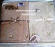 """Махровое полотенце """"Inci"""" 50*90 Puppila (100% бамбук) Турция 1021, фото 2"""
