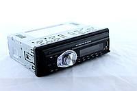 Автомагнитола  MP3 1081A съемная панель  ISO cable, Магнитола автомобильная USB , Автомагнитола с ДУ