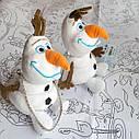 П, Сумочка - кошелек Olaf снеговичек Олаф  Холодное  сердце, от Disney, фото 3