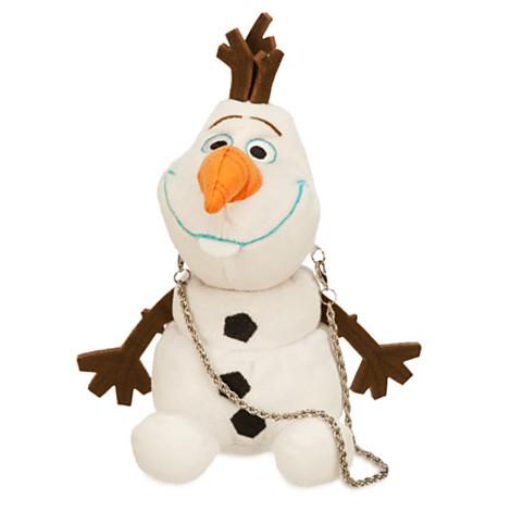П, Сумочка - кошелек Olaf снеговичек Олаф  Холодное  сердце, от Disney