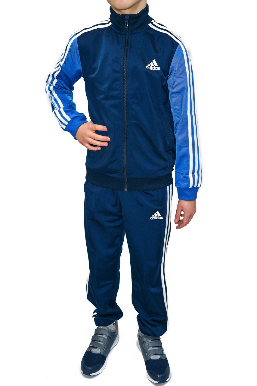 Оригинальный подростковый спортивный костюм Adidas Tibero CH Ts