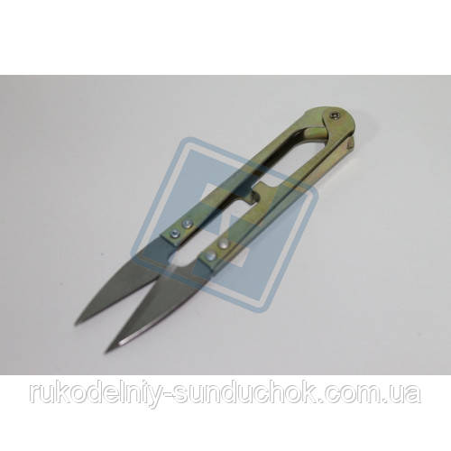 Ножницы - обрезчики для рукоделия бесцветные
