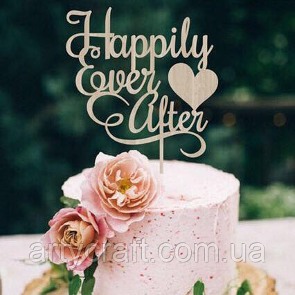Топпер Happily Ever After