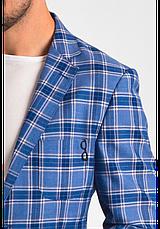 Пиджак мужской M 1801 разм 56, фото 2