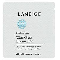 Интенсивно увлажняющая эссенция LANEIGE Water Bank Essence EX 1 ml