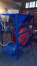 Обладнання для виробництва брикетів з лушпиння соняшника, тирси