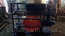 Прес для виробництва брикетів з відходів деревообробної промисловості