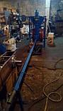 Пресс-брикетировщик ударно-механического типа для производства брикетов из соломы, фото 3