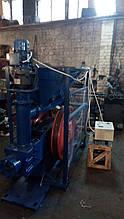 Прес для виготовлення паливних брикетів ударно-механічного типу
