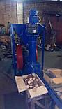 Брикетировщик опилок, Изготовление брикетов из опилок., фото 2