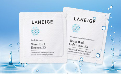 LANEIGE Water Bank Essence EX 1 ml