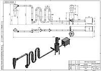 Аэродиномическая сушилка,Сушильный комплекс, фото 1