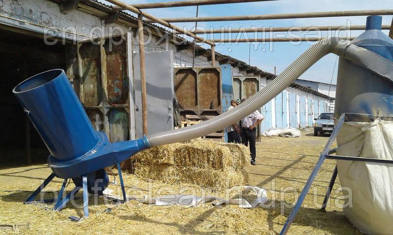 Промышленный измельчитель соломы,Измельчитель травы,Измельчитель Соломы, фото 1