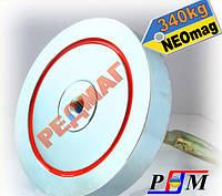 Поисковый магнит РЕДМАГ F300, 400кг, КАЛУГА, ОРИГИНАЛ, Гарантия 20лет