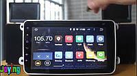 Штатная магнитола Volkswagen Android Nanox NX 800(POLO, PASSAT B6, B7,CC, GOLF 5,6, AMAROK, JETTA) 8 дюймов