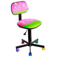Кресло детское Новый стиль Bambo GTS FN Flowers