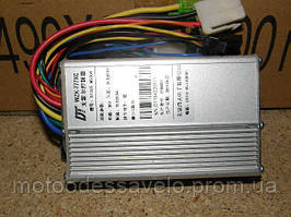 Контроллер блок управления электродвигателем-для электровелосипеда