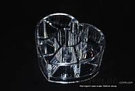 Органайзер для косметики сердце, SF-1057