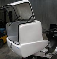 Кофр для скутера модель 8
