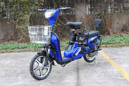 Электровелосипед Vega  Elf