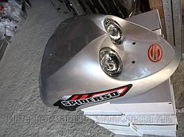 Обтекатели на скутер spider 50