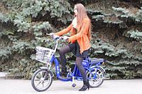 Электровелосипед Vega Elf Lignt 48 вольт 2018