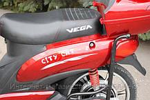 Электроскутер Vega City cat- 2, фото 3