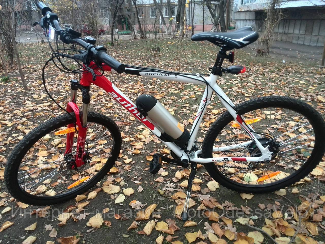 Электровелосипед Author impulse