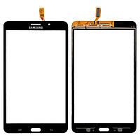 Оригинальный сенсорный экран Samsung T231 Galaxy Tab 4 7.0 3G черный (тачскрин, стекло в сборе)