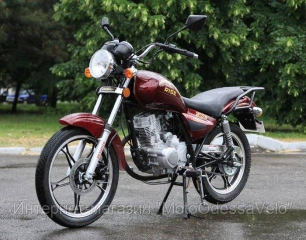 Мотоцикл Skymoto Rise 125